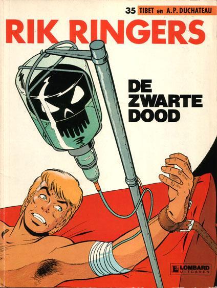 Rik Ringers 35 De zwarte dood