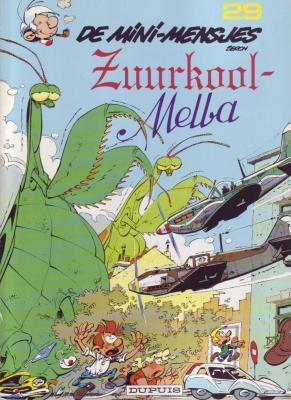 De mini-mensjes 29 Zuurkool-Melba