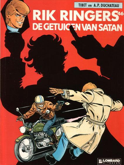 Rik Ringers 46 De getuigen van satan