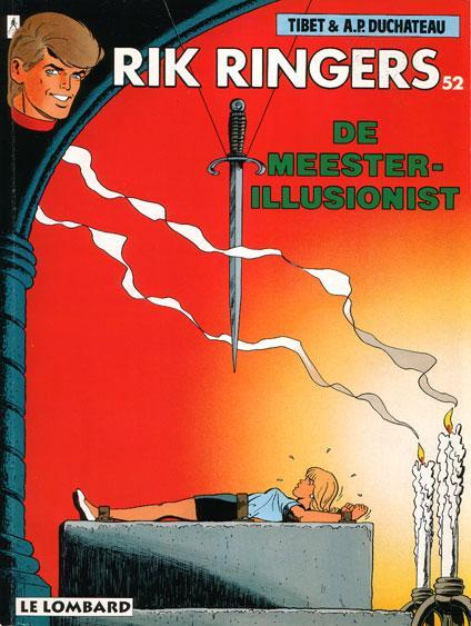 Rik Ringers 52 De meester-illusionist