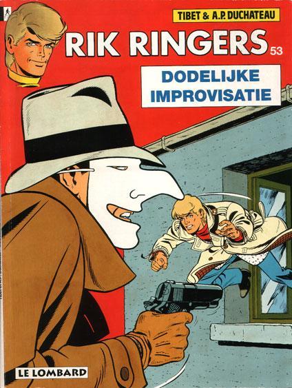 Rik Ringers 53 Dodelijke improvisatie