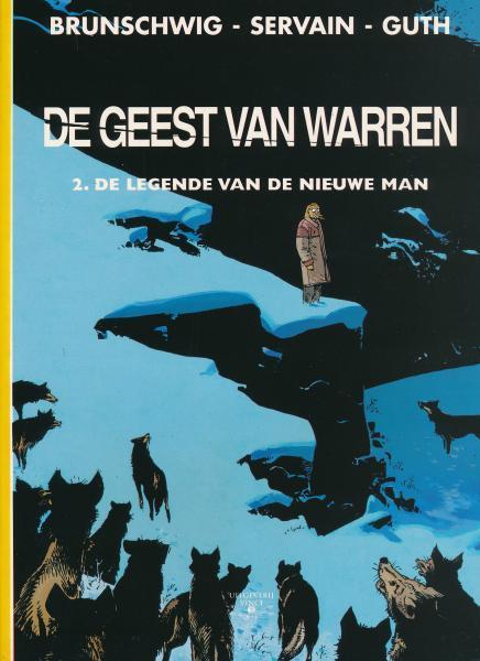 De geest van Warren 2 De legende van de nieuwe man