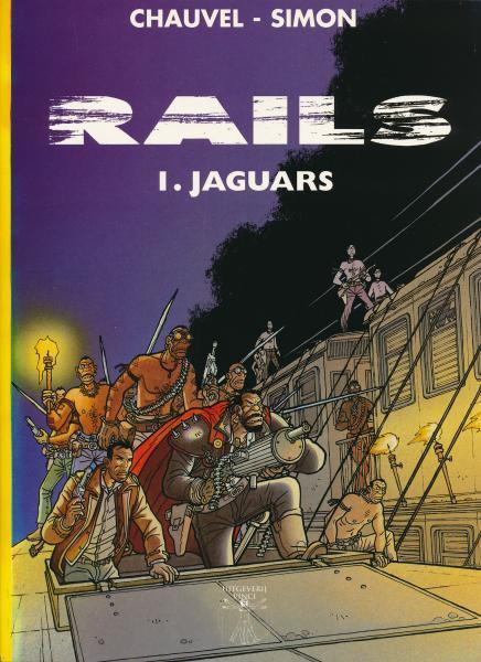 Rails 1 Jaguars