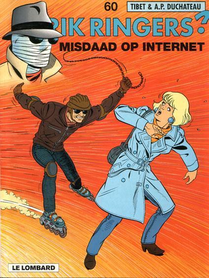 Rik Ringers 60 Misdaad op internet