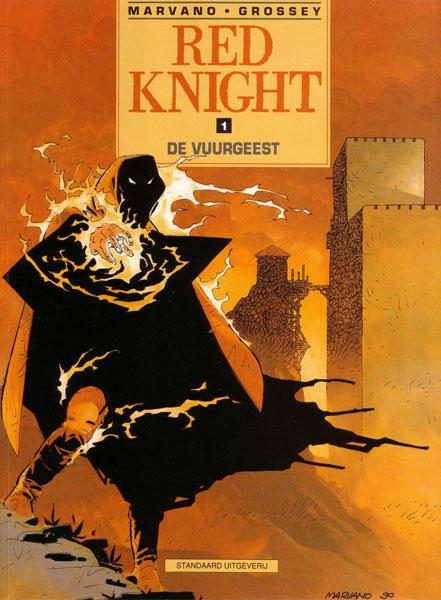 Red Knight 1 De vuurgeest