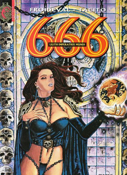 666 4 Lilith Imperatrix Mundi