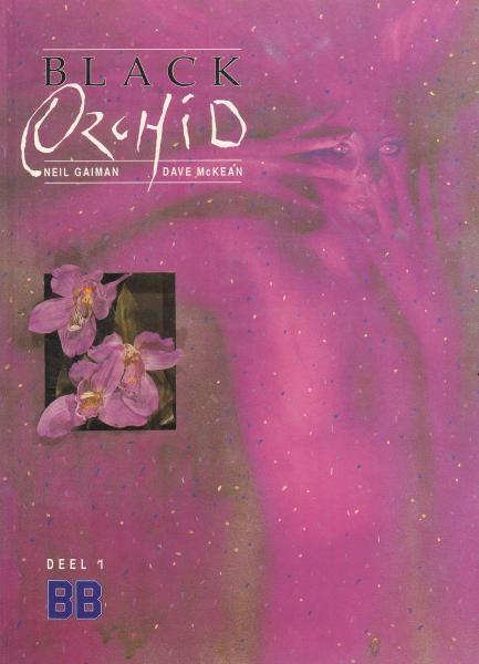 Black Orchid 1 Deel 1