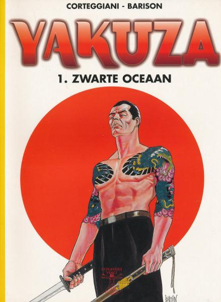 Yakuza 1 Zwarte oceaan