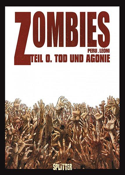 Zombies (Cholet) 0 Tod und Agonie