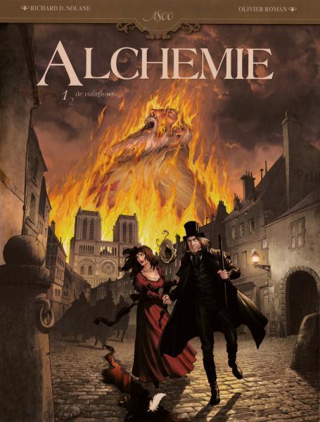 Alchemie 1 De vuurproef