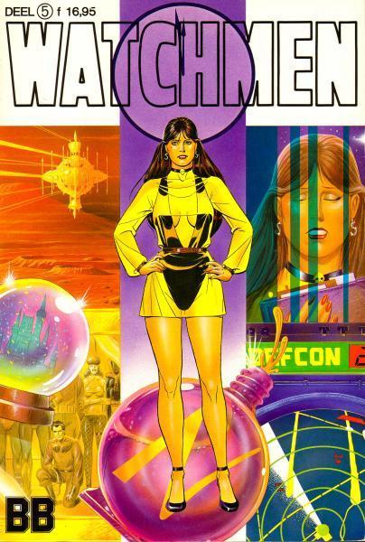 Watchmen (Baldakijn) 5 Deel 5