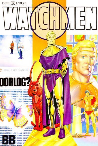 Watchmen (Baldakijn) 6 Deel 6