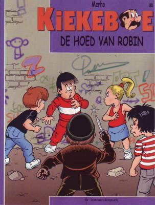 De Kiekeboes 88 De hoed van Robin