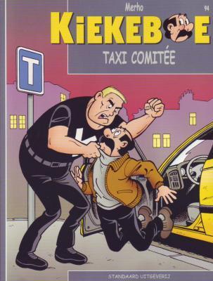 De Kiekeboes 94 Taxi comitée