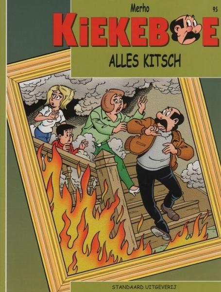 De Kiekeboes 95 Alles kitsch