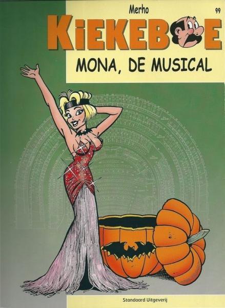 De Kiekeboes 99 Mona, de musical