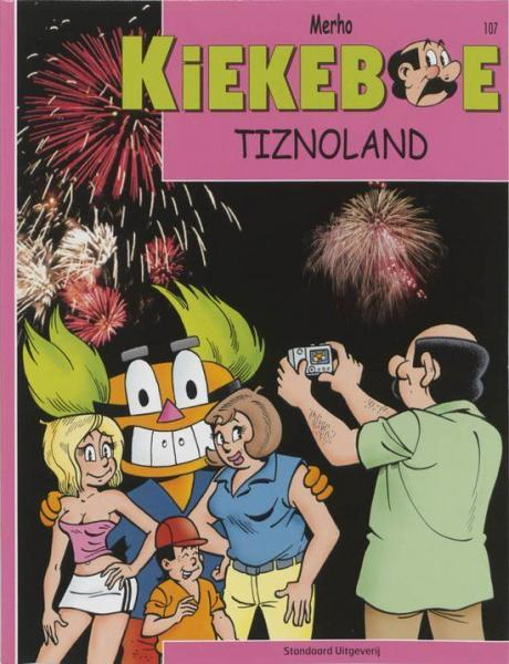 De Kiekeboes 107 Tiznoland