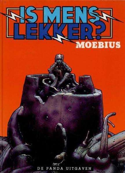 De verzamelde werken van Moebius A3 Is mens lekker?