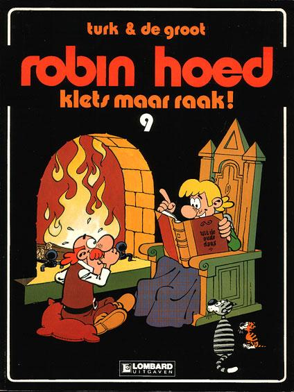 Robin Hoed 9 Klets maar raak!