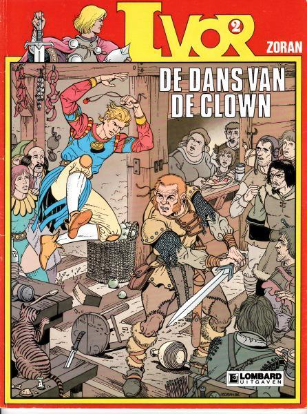 Ivor 2 De dans van de clown