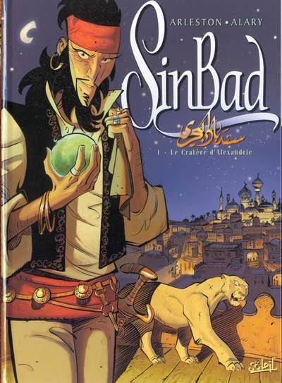 Sinbad 1 Le cratère d'Alexandrie