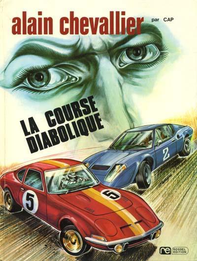 Alain Chevallier 2 La course diabolique