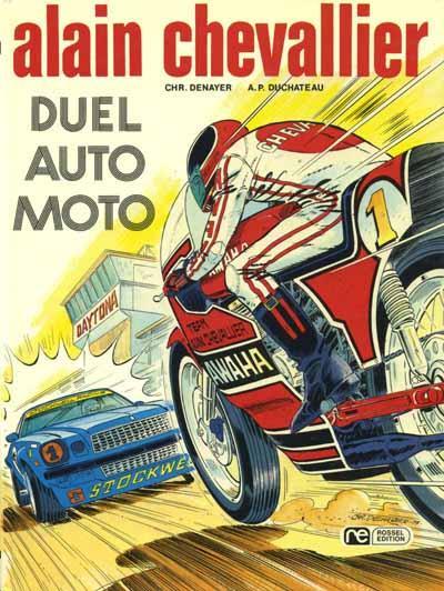 Alain Chevallier 7 Duel auto moto