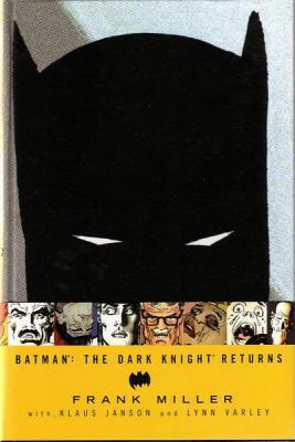 Batman - De terugkeer van de Dark Knight INT 1 Batman: The dark knight returns