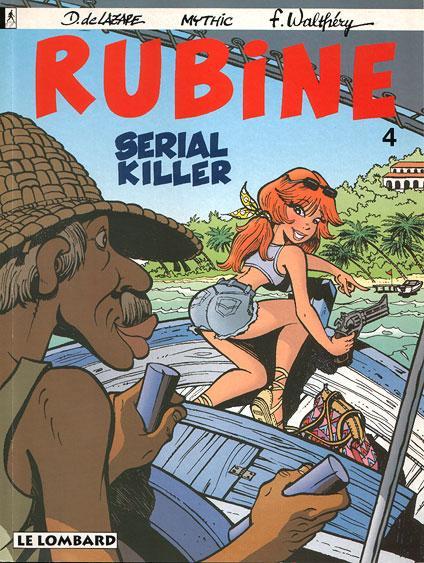 Rubine 4 Serial Killer