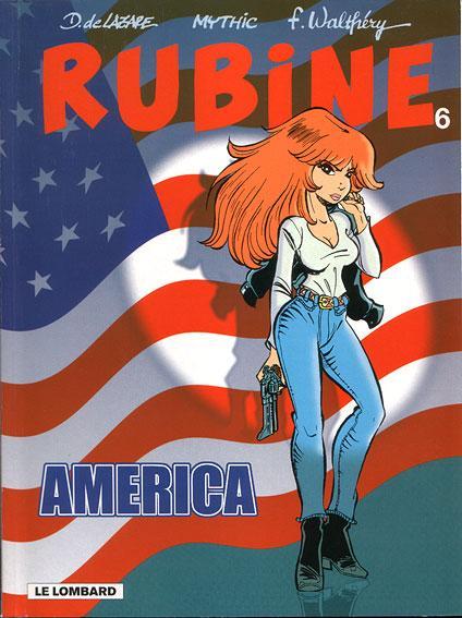 Rubine 6 America