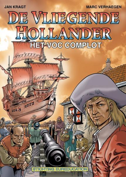 De Vliegende Hollander (Verhaegen) 1 Het VOC-complot