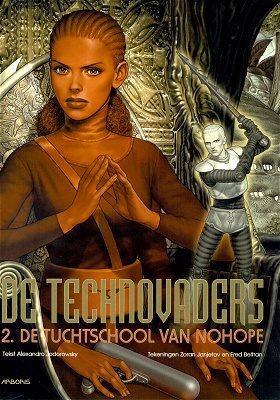 De Technovaders 2 De tuchtschool van Nohope