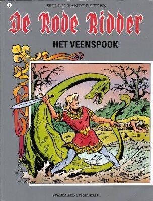 De Rode Ridder 3 Het veenspook