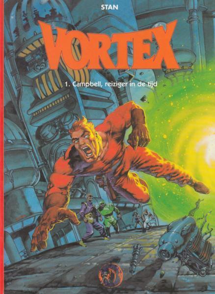 Vortex 1 Campbell, reiziger in de tijd