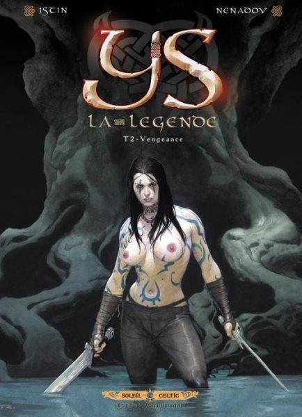Ys, de legende 2 Vengeance