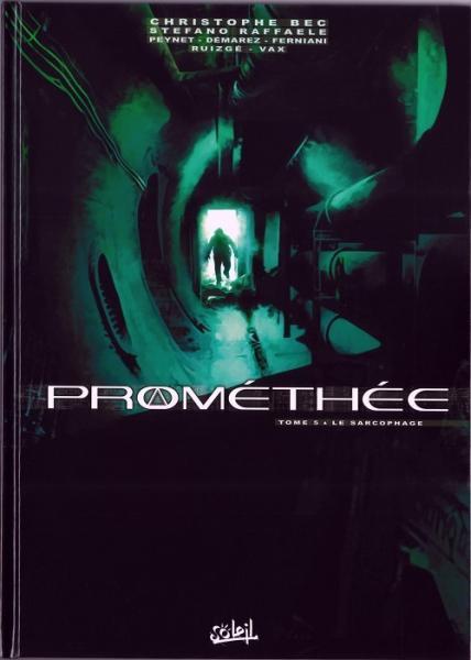 Prometheus (Bec) 5 La sarcophage