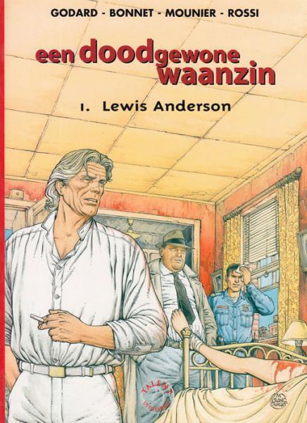Een doodgewone waanzin 1 Lewis Anderson