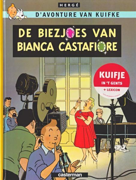 Kuifje 20 De biezjoes van Bianca Castafiore