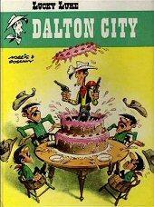 Lucky Luke (Dargaud/Lucky Comics) 3 Dalton City