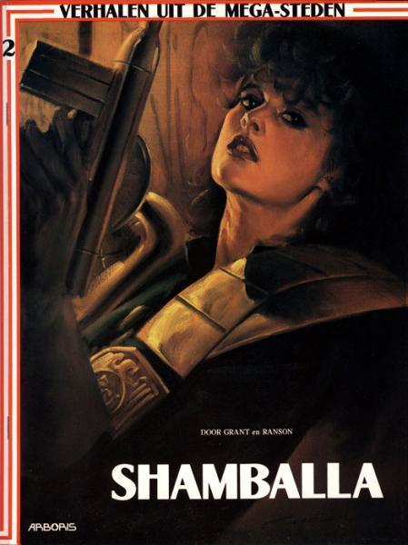 Judge Dredd (Arboris) 2 Shamballa