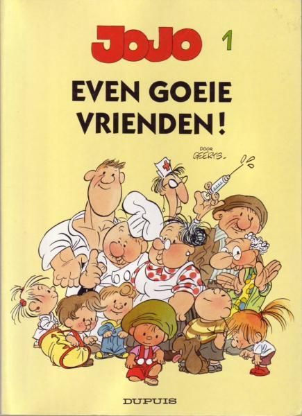 Jojo (Geerts) 1 Even goeie vrienden!