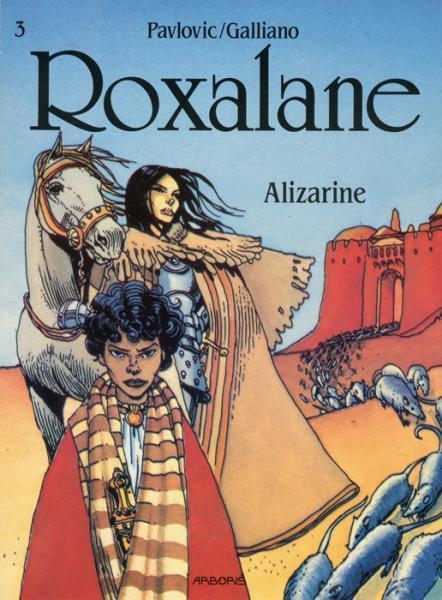 Roxalane 3 Alizarine