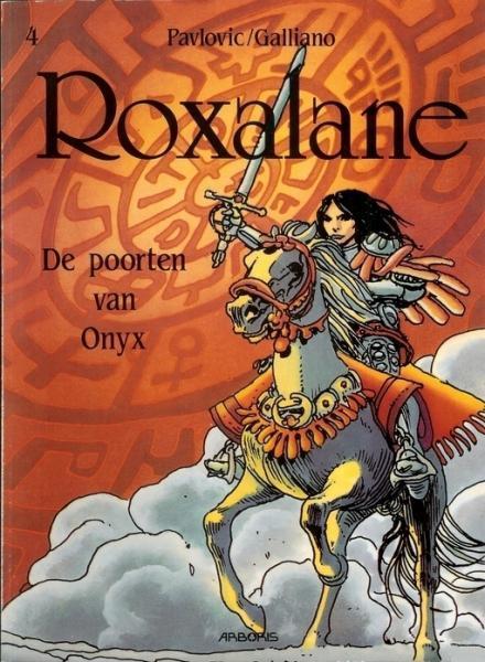 Roxalane 4 De poorten van Onyx