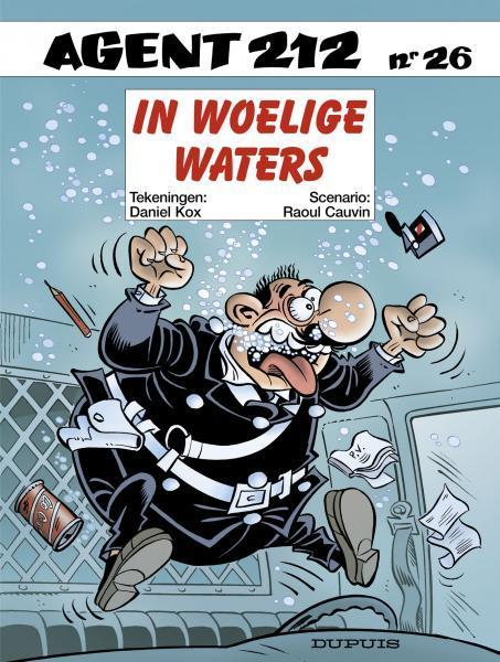 Agent 212 26 In woelige waters