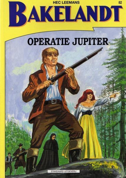 Bakelandt 82 Operatie Jupiter