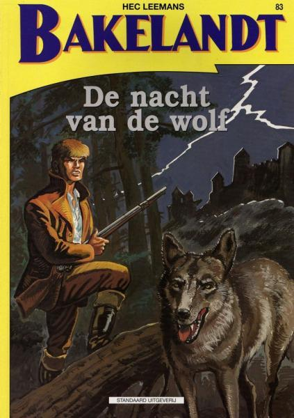 Bakelandt 83 De nacht van de wolf