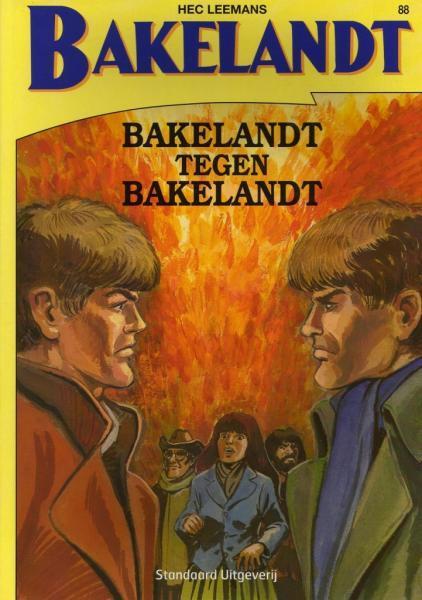 Bakelandt 88 Bakelandt tegen Bakelandt