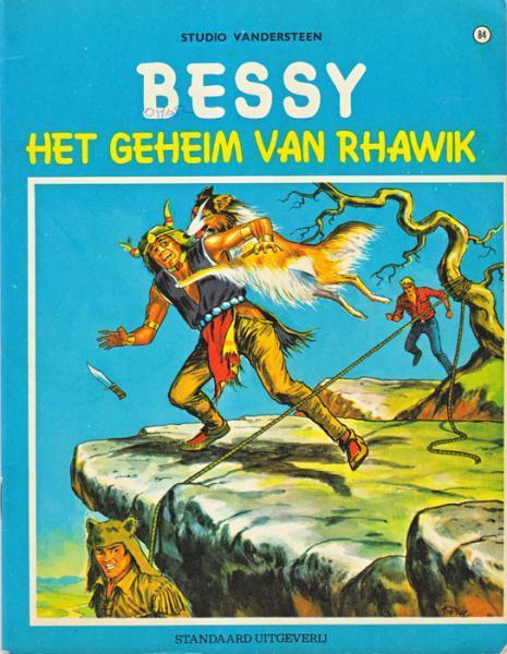 Bessy 84 Het geheim van Rhawik