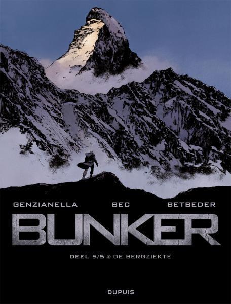 Bunker (Dupuis) 5 De bergziekte