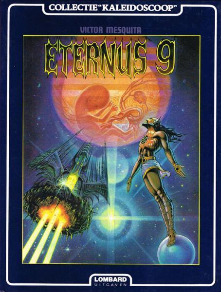 Eternus 9 1 Een zoon van de kosmos